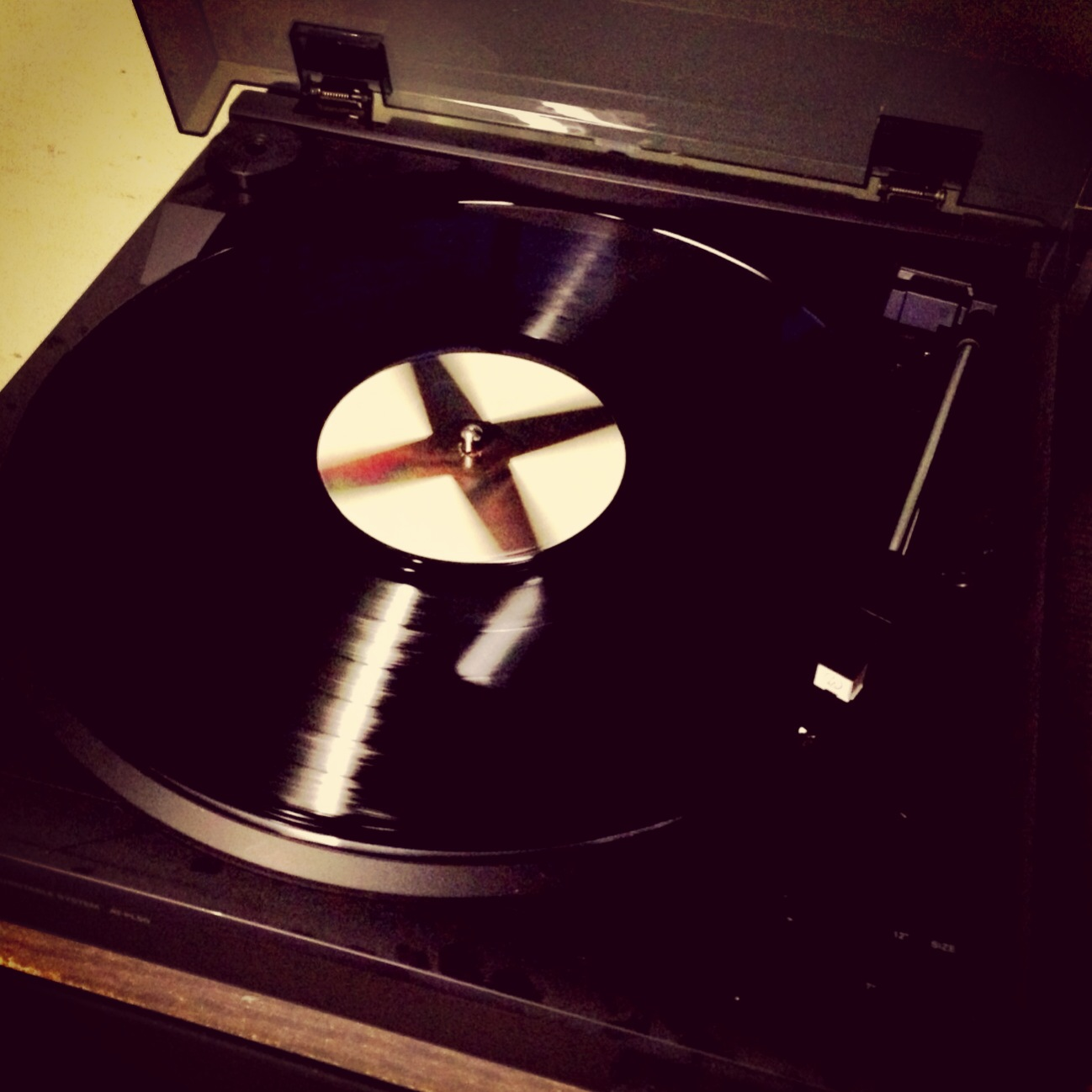 On Vinyl even!